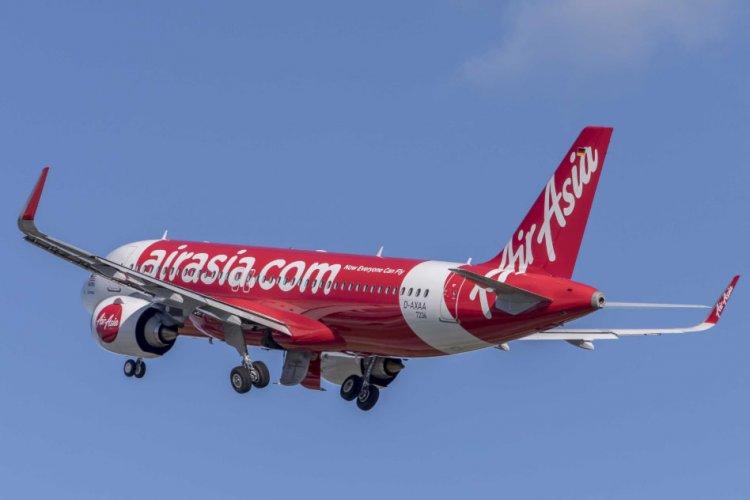 AirAsia Indonesia Opens 5 New Domestic Flight Routes