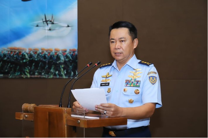 The TNI AU Master Doctrine Revision Must Be More Practical and Easy to Understand: Air Force Chief of Staff