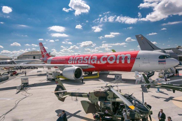 Paris Air Show: AirAsia Introduces New Fleet for Long-haul Flights