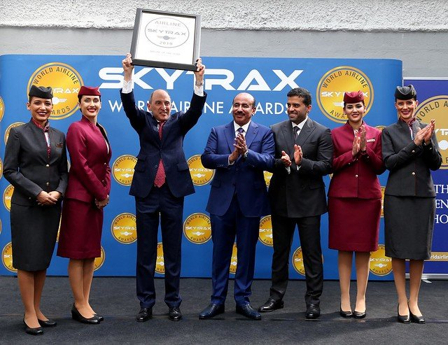 Qatar Airways is Again Named as the World's Best Airline