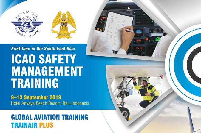 Will be Held by STPI Curug, ICAO Trainair Plus Present for the First Time Southeast Asia