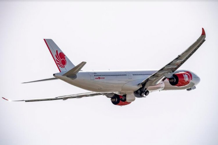 A330-900NEO Lion Air Orders Complete Flight Test, Two Plane Delivered This Year