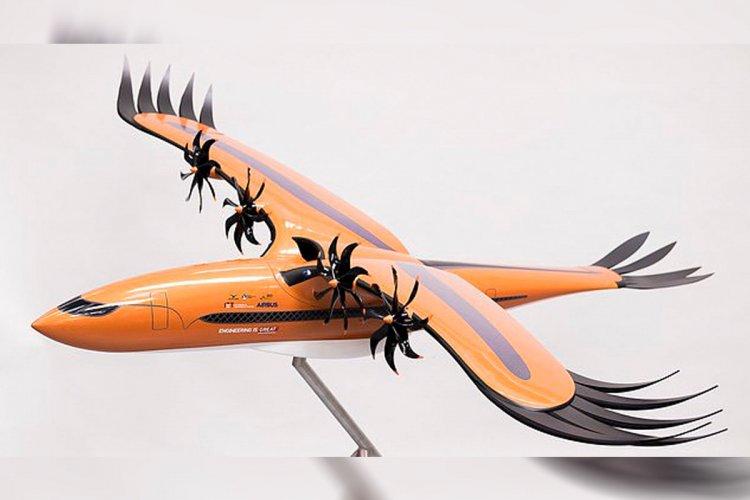 Airbus Introduce 'Bird of Prey', the Concept of Futuristic Regional Airliner