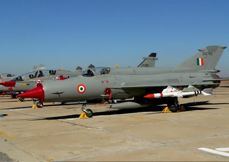 IAF to retire all MiG-21 fighter jets later this year