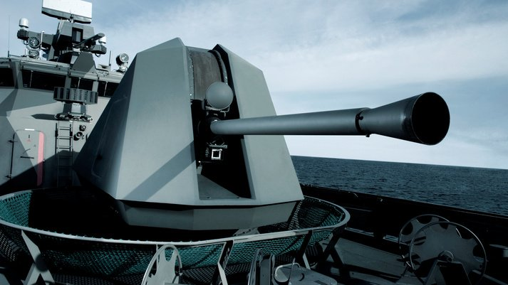 Bofors 57 mm Mk3 cannon, Newest Arsenal for 4 Indonesian Navy's KCR-60 Vessels
