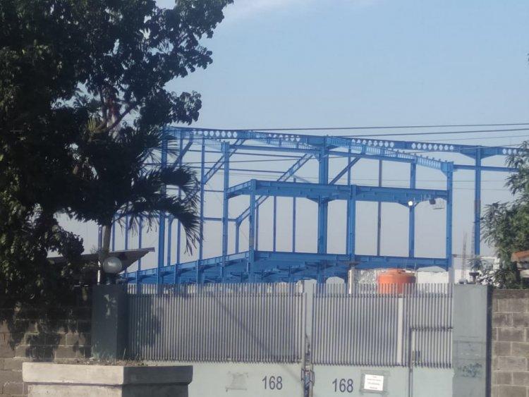 PT Mayora Bandung Diduga Langgar Perda Distaru Kota Bandung Tak Kunjung Tertibkan Proyek